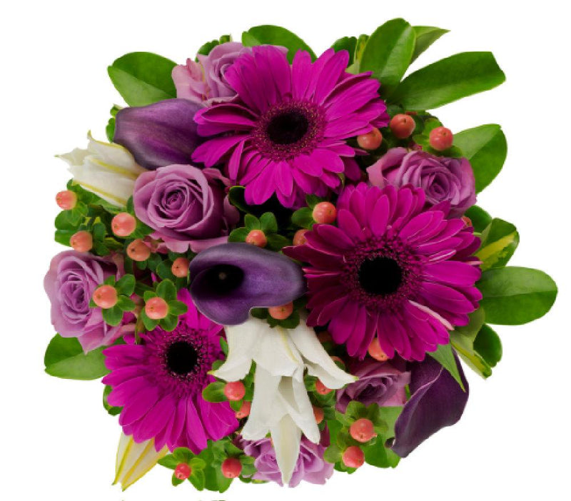 Purple Love Arrangement