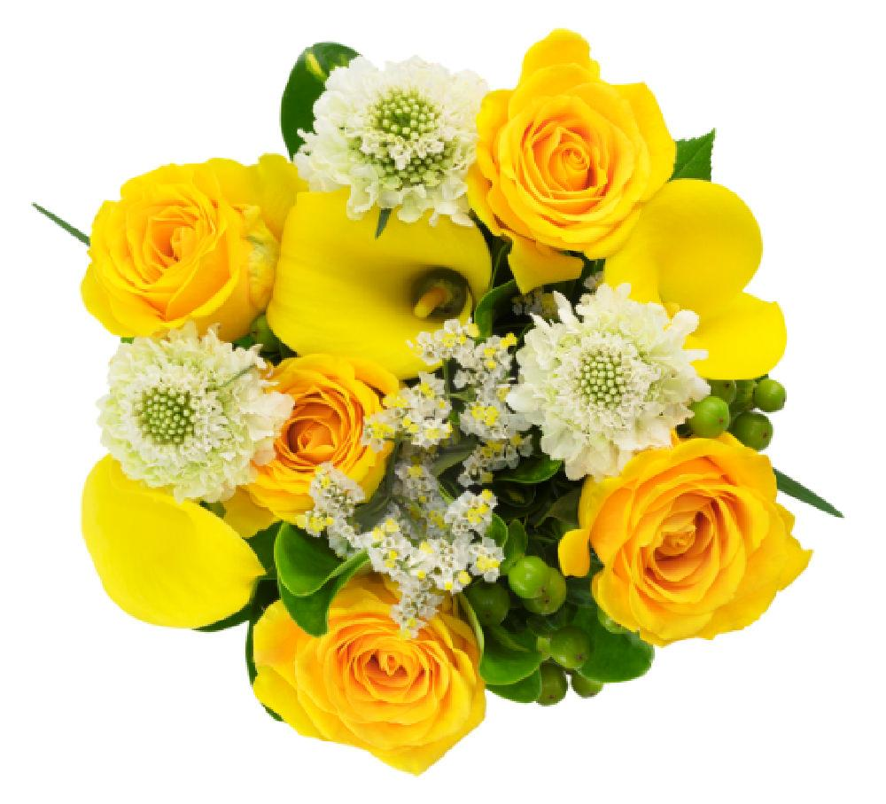 Yellow Mellow Bouquet