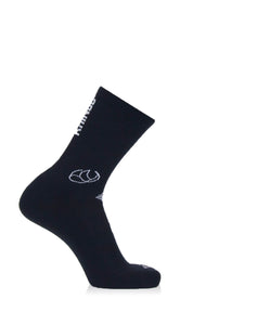 Short Black Socks