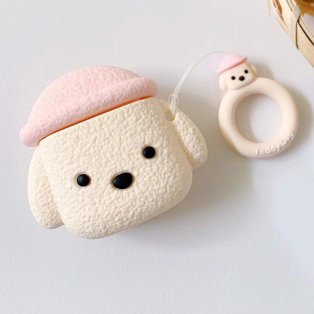 Airpods Case Cute 3D Cartoon Funny Protective Cover