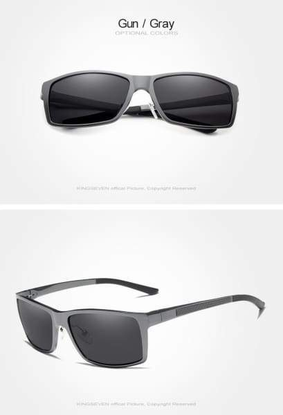 Brand Design Fashion Men Polarized Driving Eyewear UV400 Sunglasses