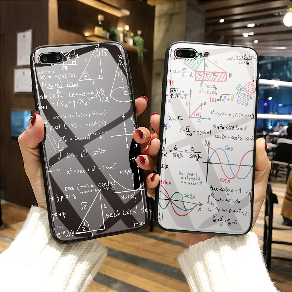 Customized DIY Glass Phone Case Tempered iPhone Cases