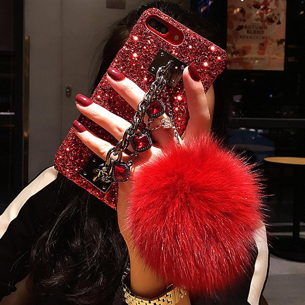 IPhone Case Glitter Luxury Bling Diamond Cell Phone Cases