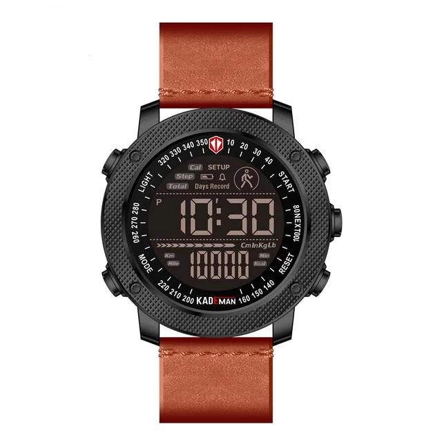 Luxury Brand Unique Waterproof Digital Men Sport Watch Watches