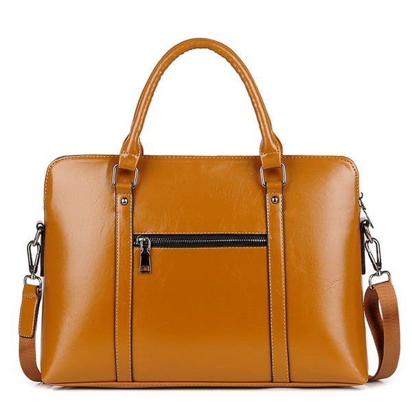 Women Briefcases Laptop Bag Portable Notebook Computer Business Handbag