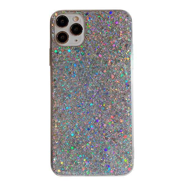Glitter Soft Silicone Bling Sequins Phone Case iPhone 11 Pro Max