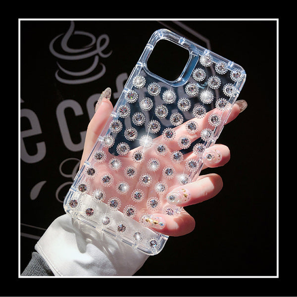Bling Diamonds Shockproof Case Glitter iPhone Cases