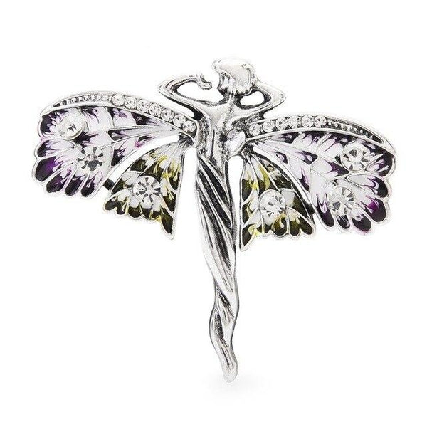Butterfly Fairy Brooches Insect Party Banquet Brooches Bag Accessories
