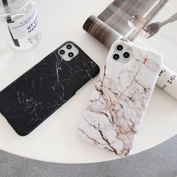 Gradient Marble Phone Case iPhone 11 Pro Max XR XS XS Max 7 8 Plus SE 2020