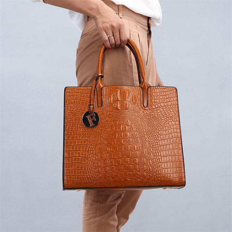 Luxury Large Capacity Women Handbags Designer Business Bags