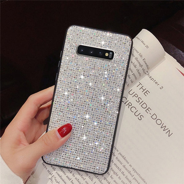 Luxury Rhinestone Glitter Samsung Galaxy Case