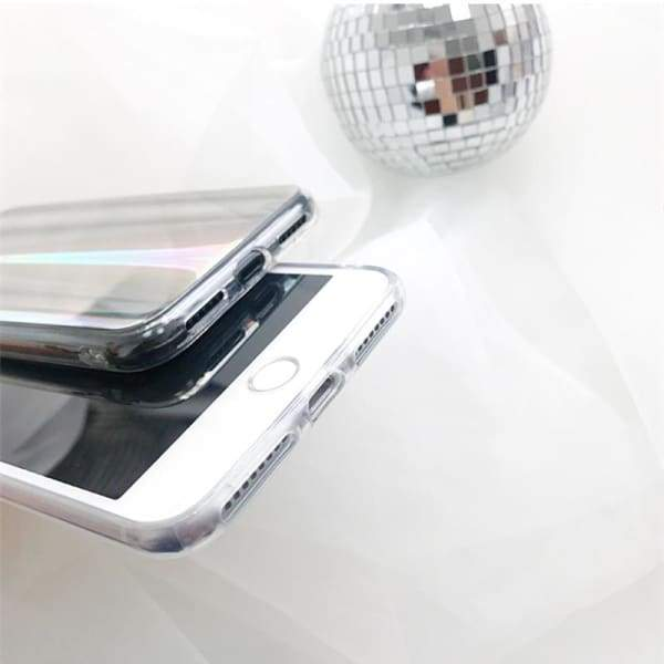 Iphone X 8 8plus Laser Mirror