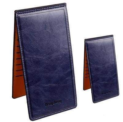 Slim Long Luxury Money Bag Wallet