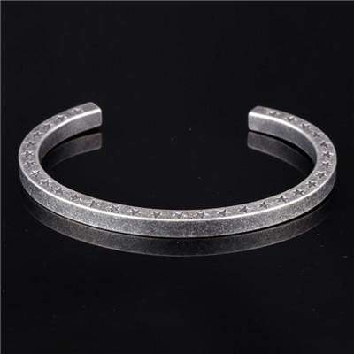 Stainless steel Cool Cuff Bracelets Bangles Bangle
