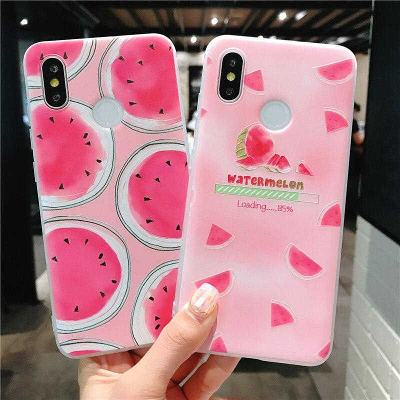 Summer Phone Cases Fruit Watermelon Cute iPhone Cover