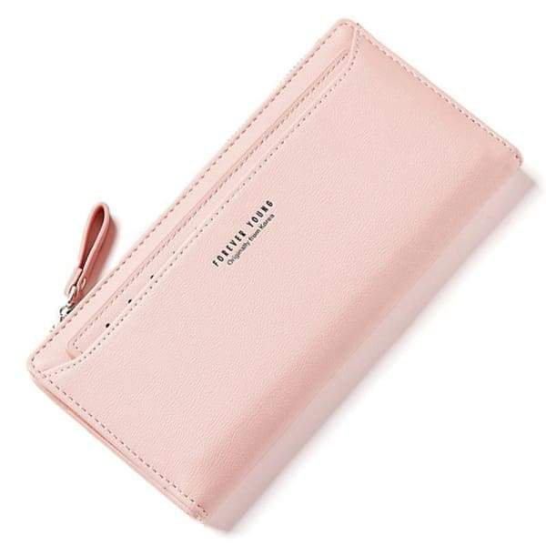 Women Card Holder Large Capacity Long Fashion Wallets Wallet