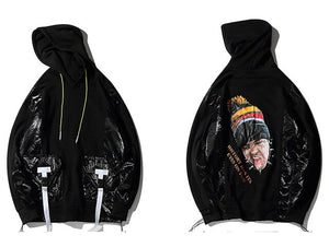 Trap Face Hoodie