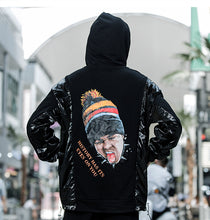 Load image into Gallery viewer, Trap Face Hoodie