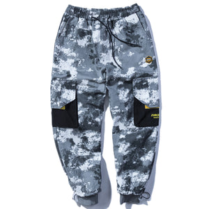 Big Pocket Camo Joggers