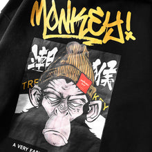 Load image into Gallery viewer, Monkey Hoodie!