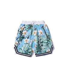Load image into Gallery viewer, Flower Beach Shorts