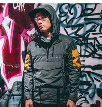 Load image into Gallery viewer, Front Pocket Windbreaker | Urban Antistar
