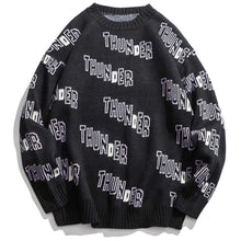 Load image into Gallery viewer, Thunder Sweater | Urban Antistar