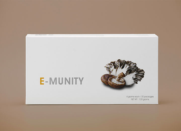 eLEAD - E-MUNITY, vegan/ plant/ organic nutrients for eczema persons - Our Comfy HQ