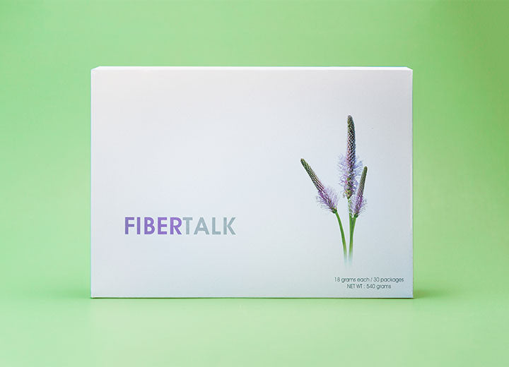 eLEAD - FIBERTALK, vegan/ plant/ organic fiber source for constipation peoples - Our Comfy HQ