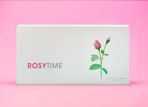 eLEAD - ROSYTIME, vegan/ plant/ organic collagen source for ladies - Our Comfy HQ