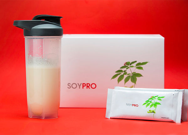 eLEAD - SOYPRO, vegan/ plant/ organic protein source for muscles builder - Our Comfy HQ