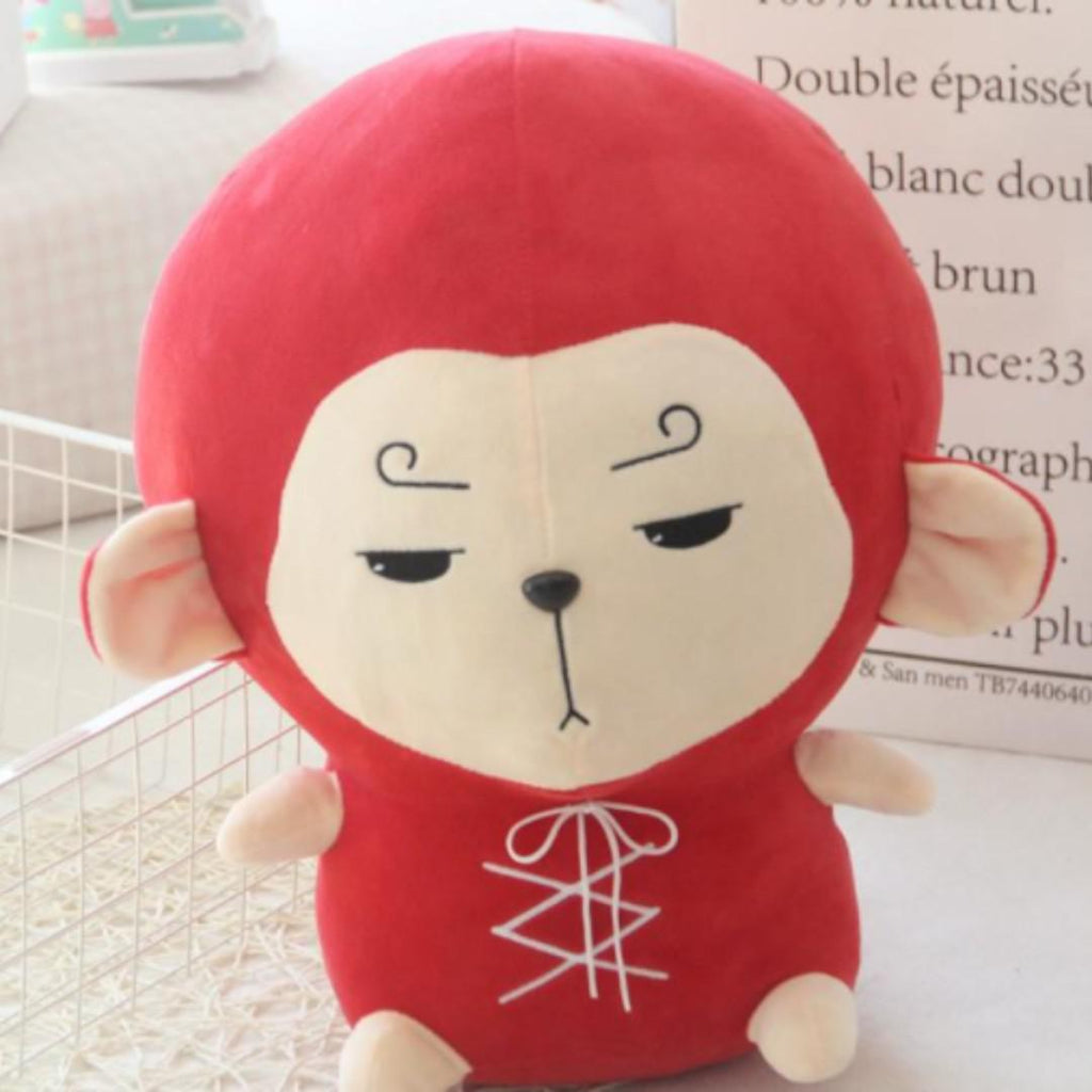 Hwayugi A Korean Odyssey Monkey 30CM Stuffed Plush Toys Pillow Gifts Kids - Our Comfy HQ