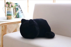 Cute Cat Soft Plush Toy Kitten Stuffed Animal Pillows For Kids, Babies - Our Comfy HQ
