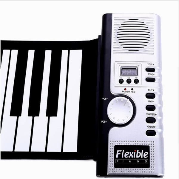 Portable Flexible Electronic Piano™ - Our Comfy HQ
