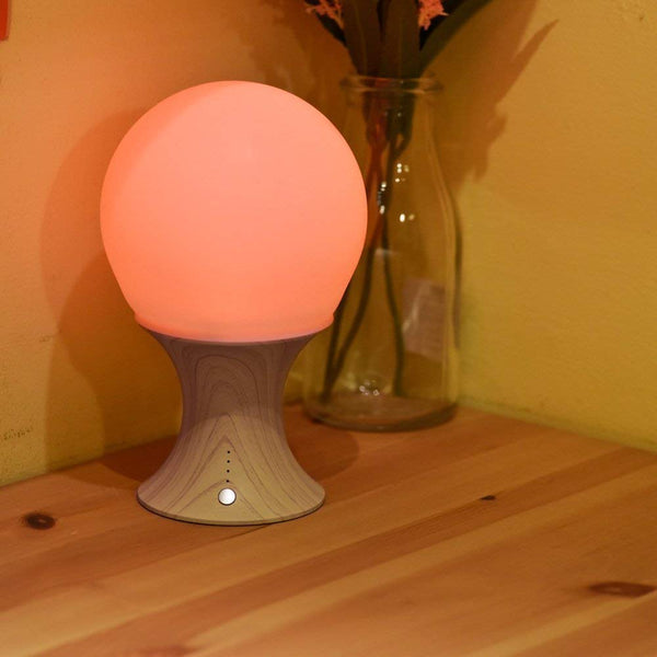 Silicone Mushroom Dimmable Led Lights USB Rechargeable Night Lamp - Our Comfy HQ