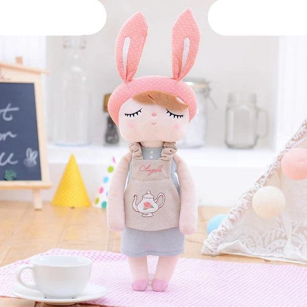 Baby Doll Plush Toys for Kids Lovely Cartoon Animals Soft Baby Toys - Our Comfy HQ
