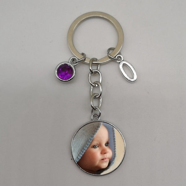 Personalized Photo Pendants Custom Keychains Jewelry Gift - Our Comfy HQ
