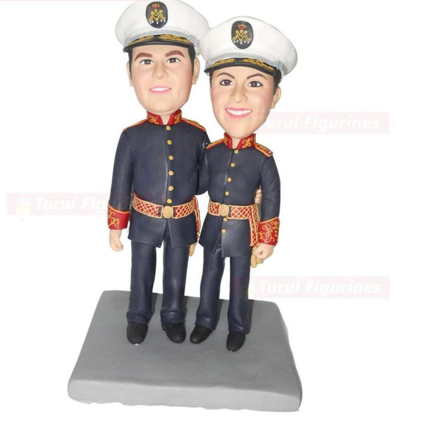 Personalized Caricature Bobblehead Action Figure Images Heads Creator - Our Comfy HQ
