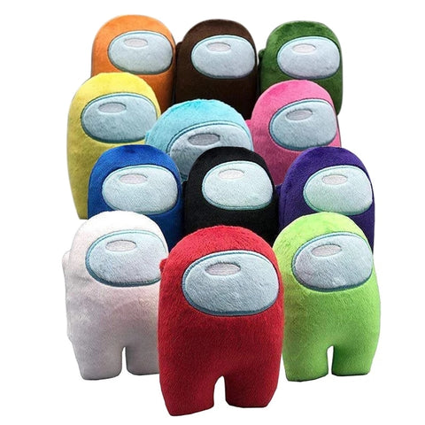 Among Us - Alien Imposter, Ship Crews, Teamwork and Betrayal Plush Toys - Our Comfy HQ