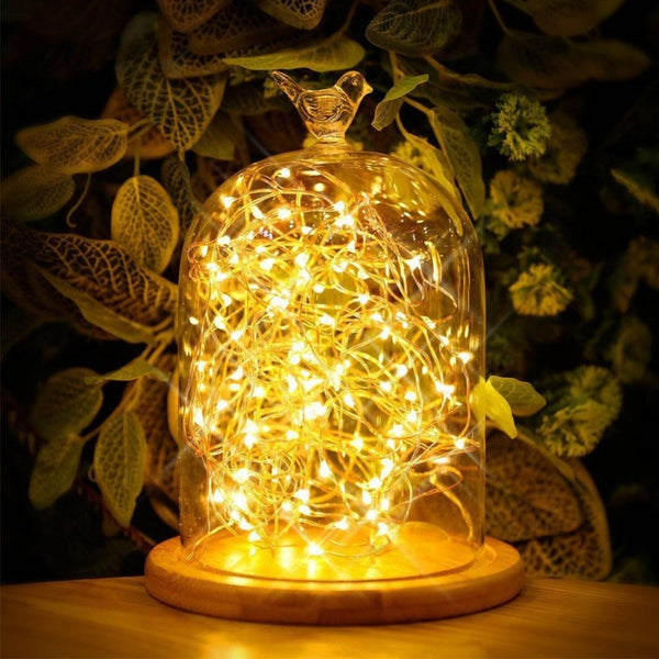 Wine Bottle Waterproof Fairy Lights Flashing String Decoration Light - Our Comfy HQ