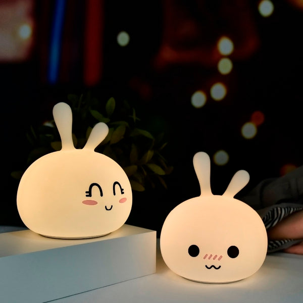 Led Emergency Rechargeable Baby Night Light Home Decor Safety Lighting - Our Comfy HQ