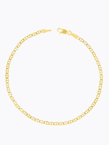 Dainty Mariner Anklet - STORMS JEWELRY