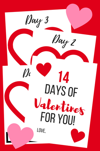 14 Days of Valentines Printable Pack