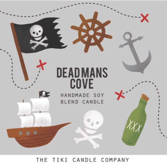 Dead Mans Cove Candle