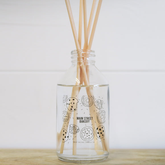 Reed Diffuser - Main Street Bakery 100ml