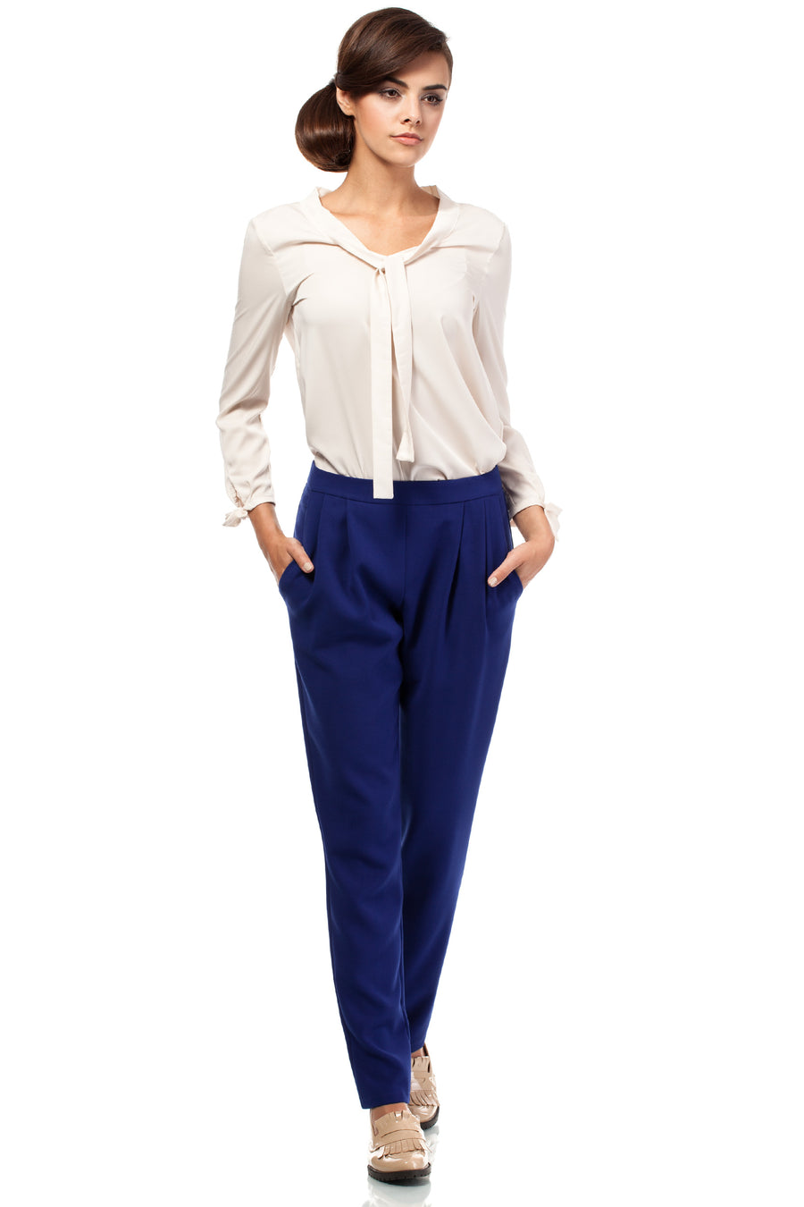Women trousers model 44561 Moe