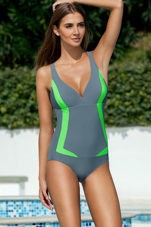 Swimsuit one piece model 50270 Ewlon