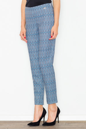 Women trousers model 77141 Figl