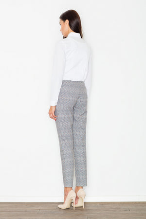 Women trousers model 77142 Figl