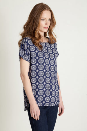 Blouse model 82757 Greenpoint